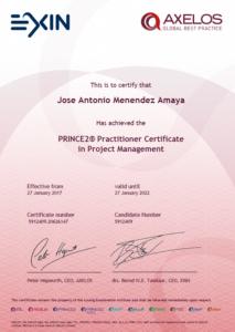 Diploma Prince2